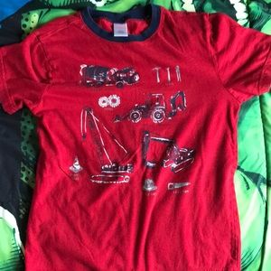 Gymboree size Medium boys short sleeve shirt